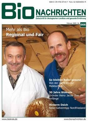BioNachrichten - Februar 2009
