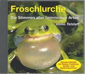 Froschlurche – Die Stimmen aller heimischen Arten
