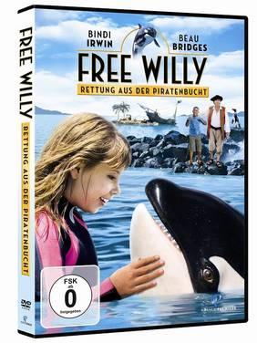 """""""FREE WILLY – Rettung aus der Piratenbucht"""""""