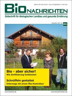 BioNachrichten - Dezember 2007