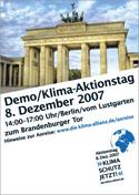 Aktionstag Berlin Brandenburger Tor
