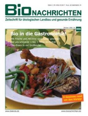 BioNachrichten - Oktober 2008