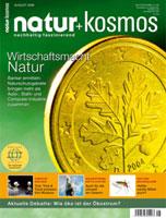 natur+kosmos - August 2008